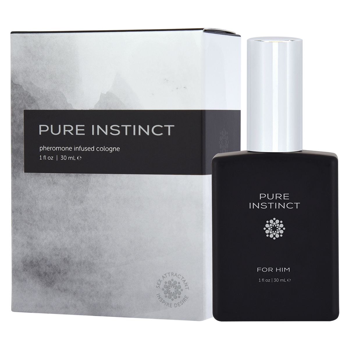 Мужские духи с феромонами Pure Instinct - 30 мл.